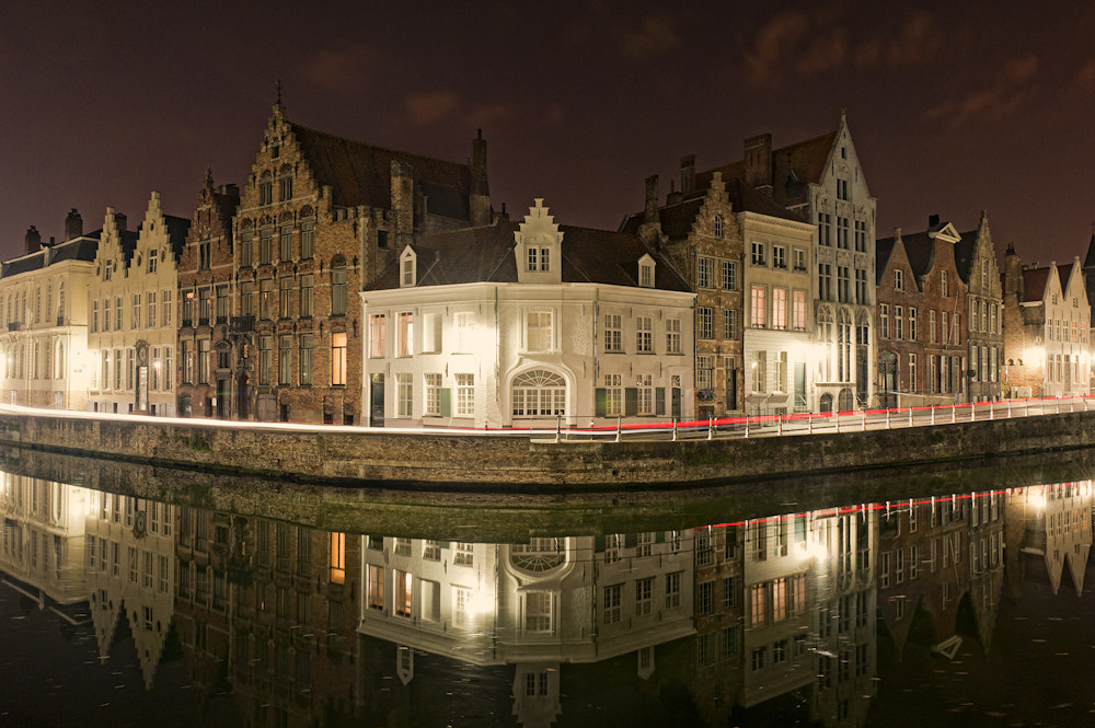 Photograph In Bruges: Spiegelrei by Allard Schager on 500px