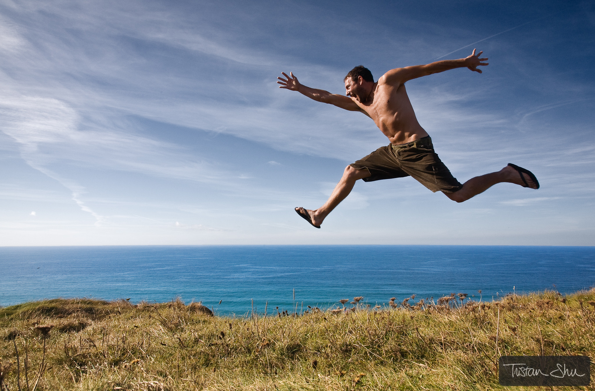 Photograph Jumping ft Paul Lang by Tristan Shu on 500px