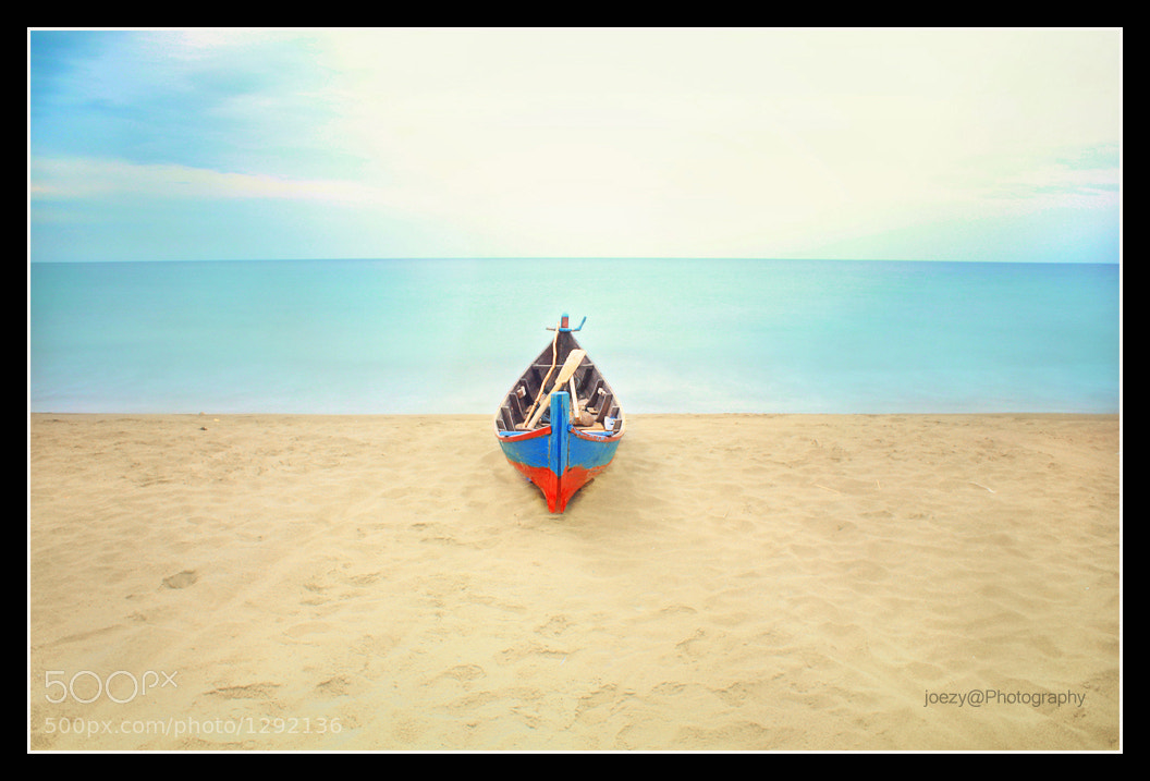 Photograph own boat on the beach by joe zy on 500px