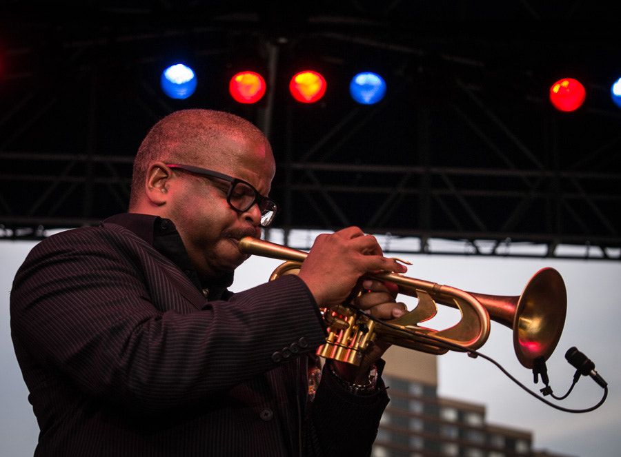 Photograph Terence Blanchard by Roy Feldman on 500px