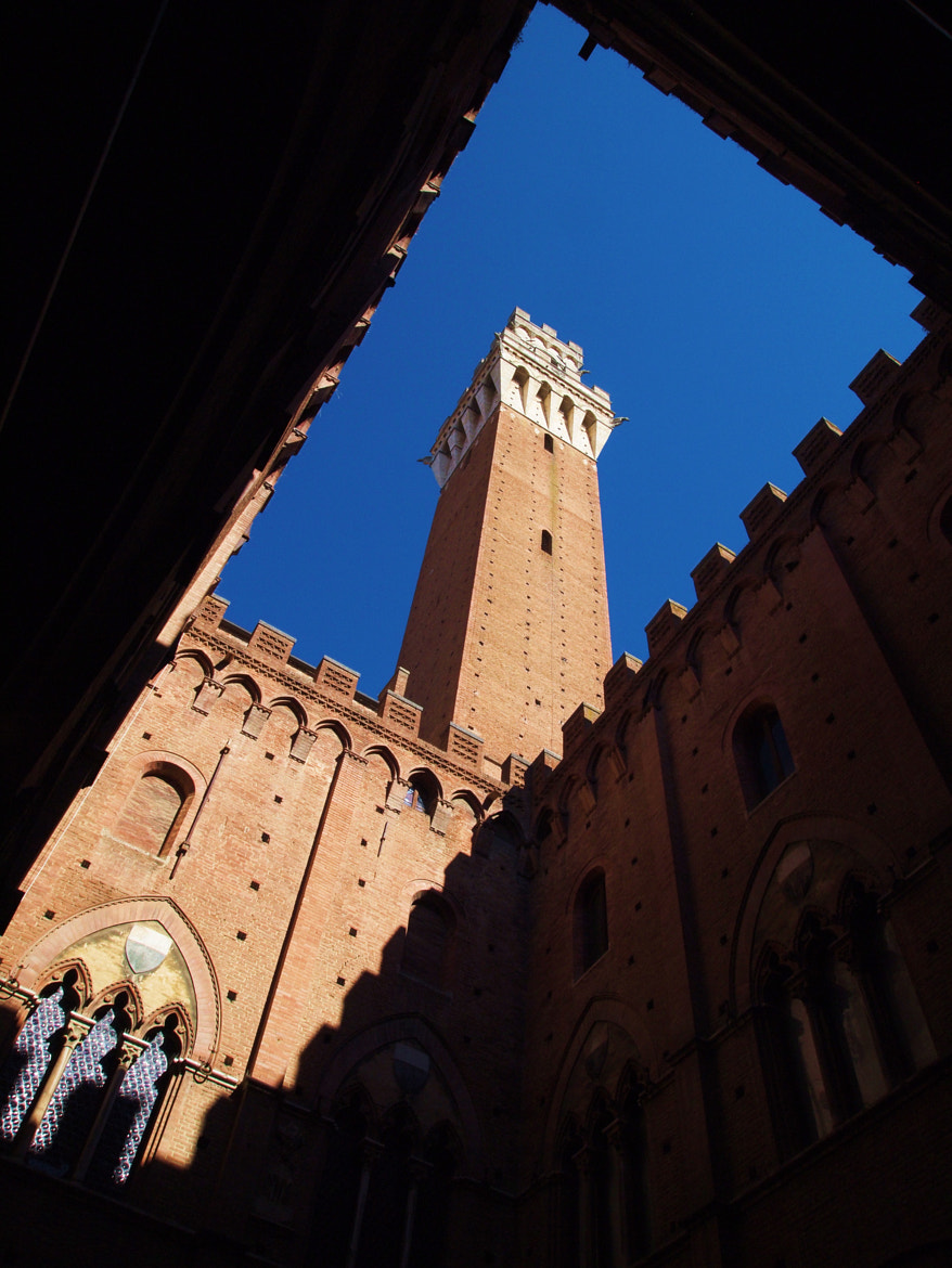 Photograph Palazzo Pubblico Siena by Aj Nat on 500px