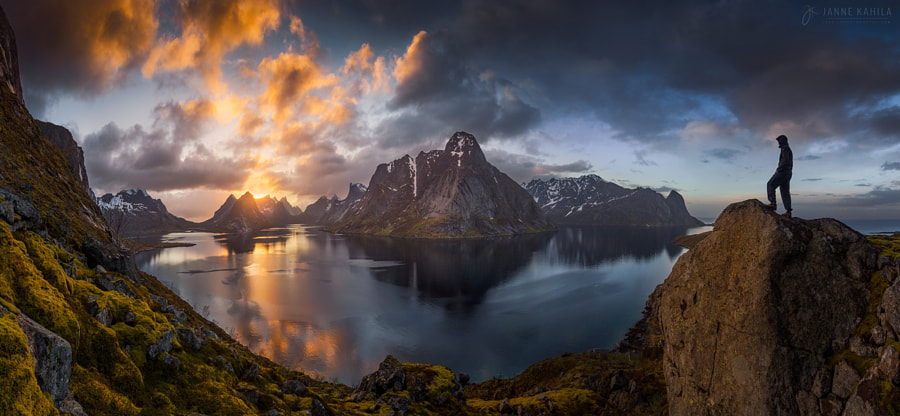 Admiring the Show by Janne Kahila on 500px.com