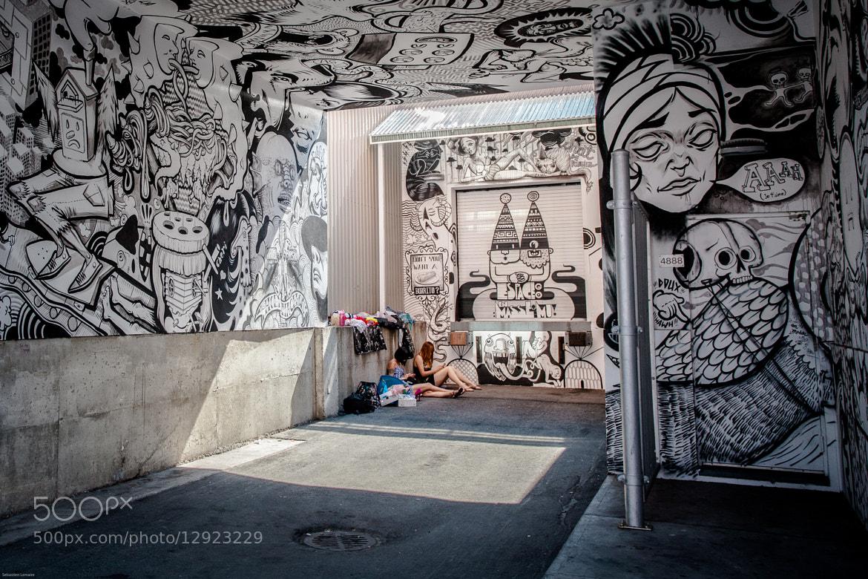 Photograph Magical Graffiti Box by Sébastien Lemaire on 500px