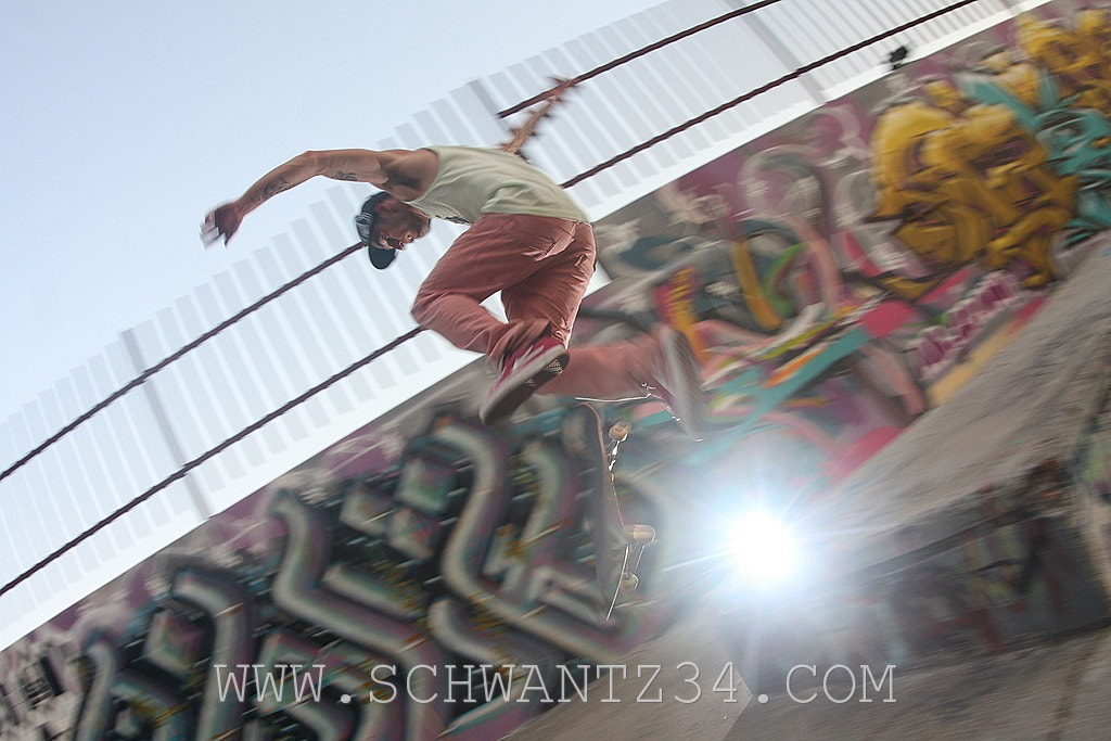 Photograph Skate or die by Vic Schwantz on 500px