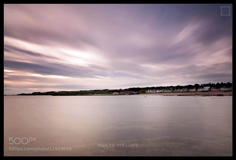 Photograph North Berwick Sunrise by Zain Kapasi on 500px