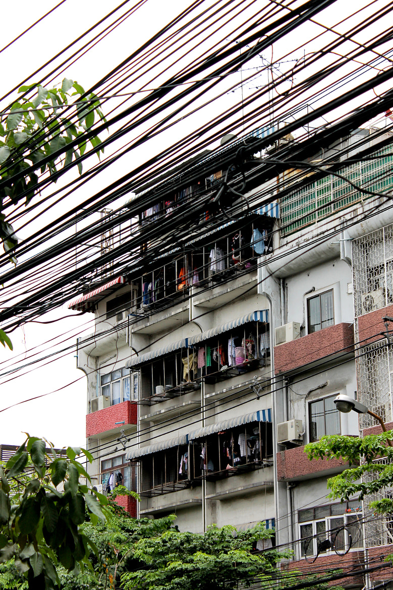 Photograph House in Bangkok  by Antonella Barra on 500px