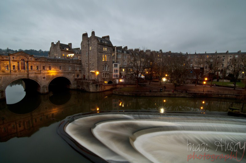 Photograph Pulteney Bridge - Bath - UK by Inan Aksoy on 500px