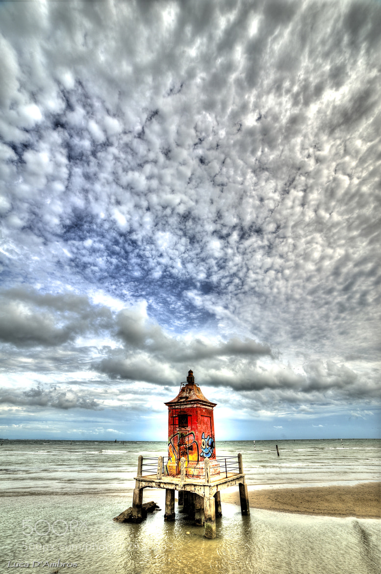 Photograph graffiti lighthouse  by Luca D'Ambros on 500px