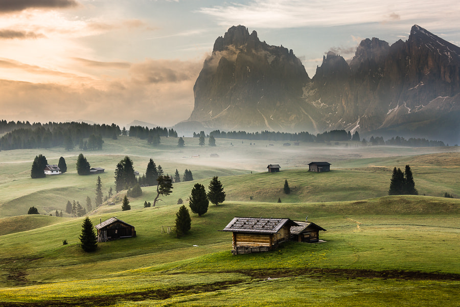 Photograph Morning Mood by Hans Kruse on 500px