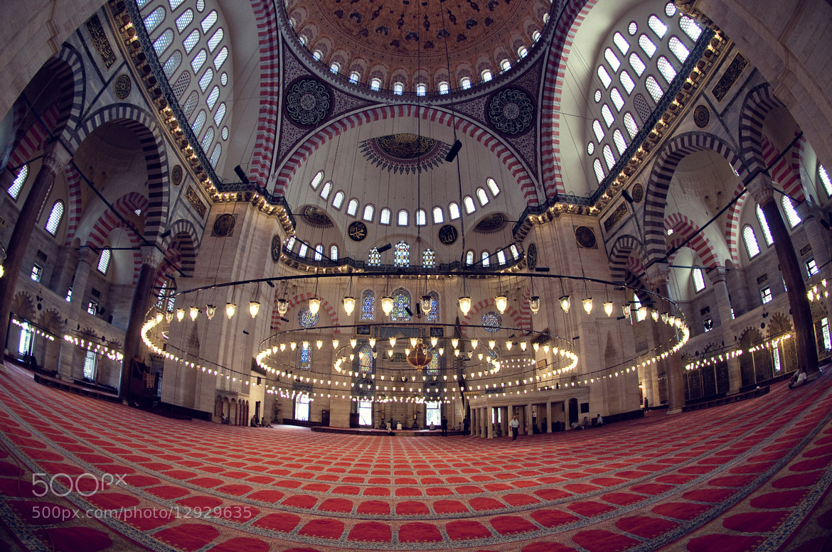 Photograph Suleymaniye Mosque, Istanbul by Valentina Donnini on 500px