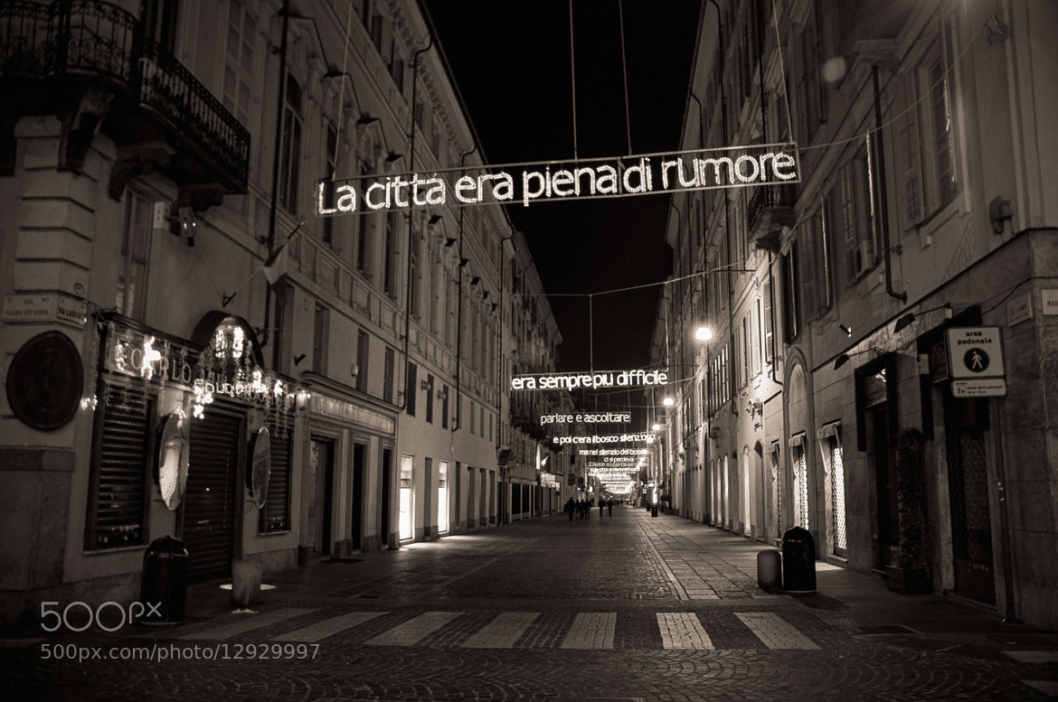 Photograph Torino by Valentina Donnini on 500px