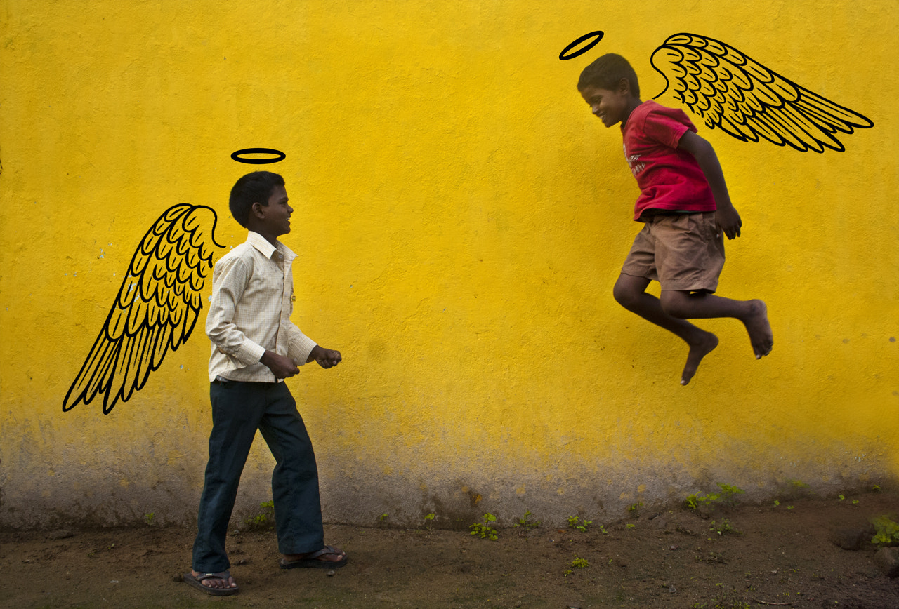 Photograph When Angels Meet... by karthik  pasupathy on 500px