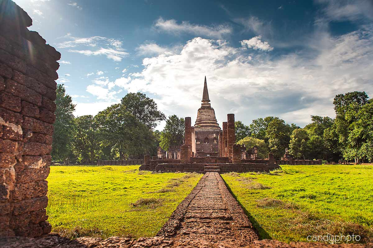 Photograph Sukhothai, Thailand by Candy Halls on 500px