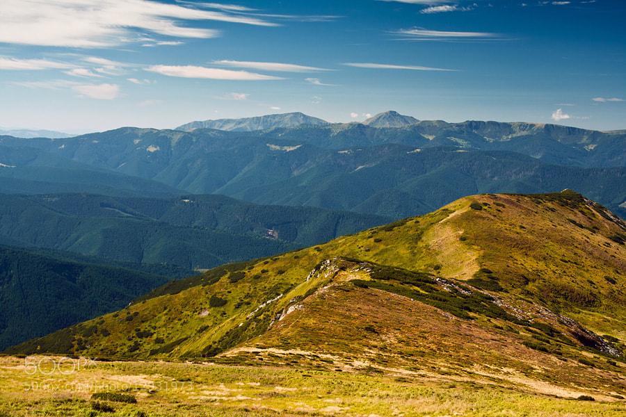 Photograph Ukrainian Carpathians 3 by Kuba Wierzchowski on 500px