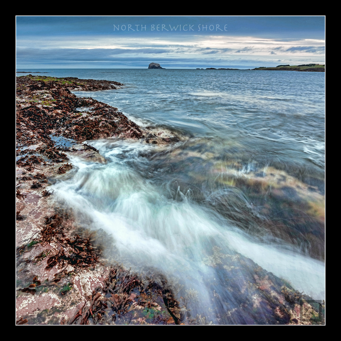 Photograph North Berwick Shore by Zain Kapasi on 500px