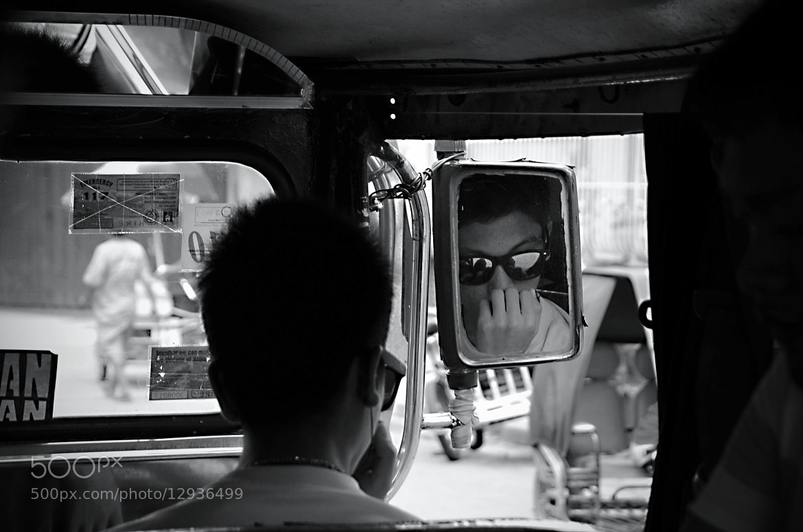 Photograph Side mirror by  Valdéz on 500px