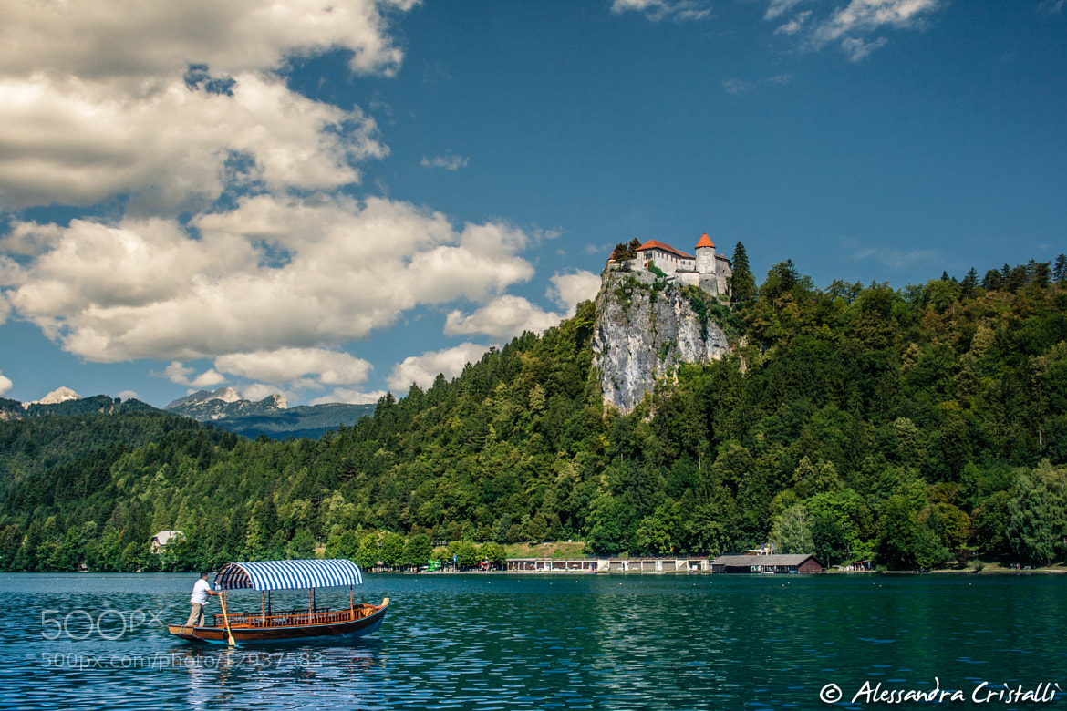 Photograph Bled by Alessandra Cristalli on 500px