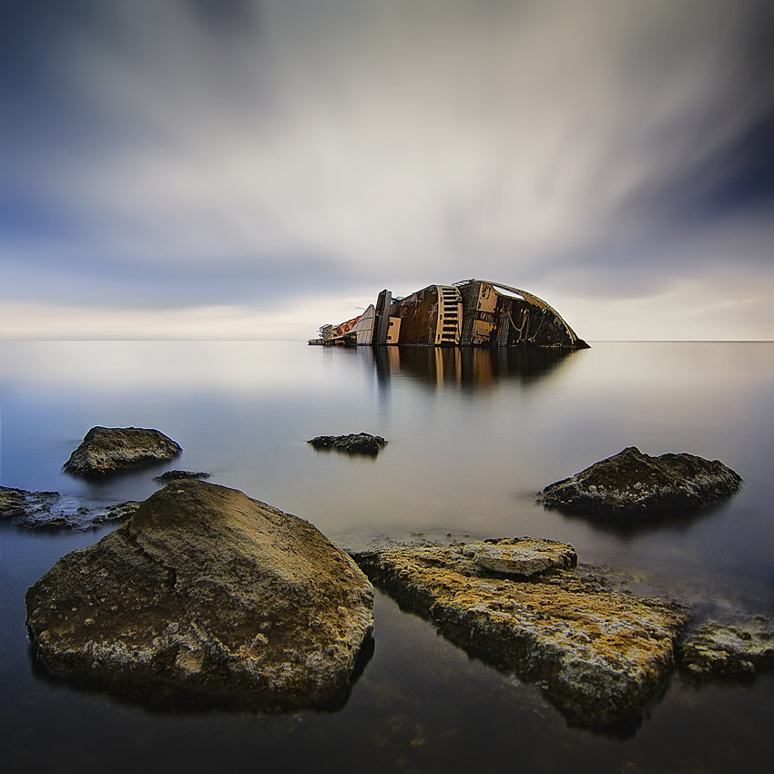 Photograph Wreck by Chris Kaddas on 500px