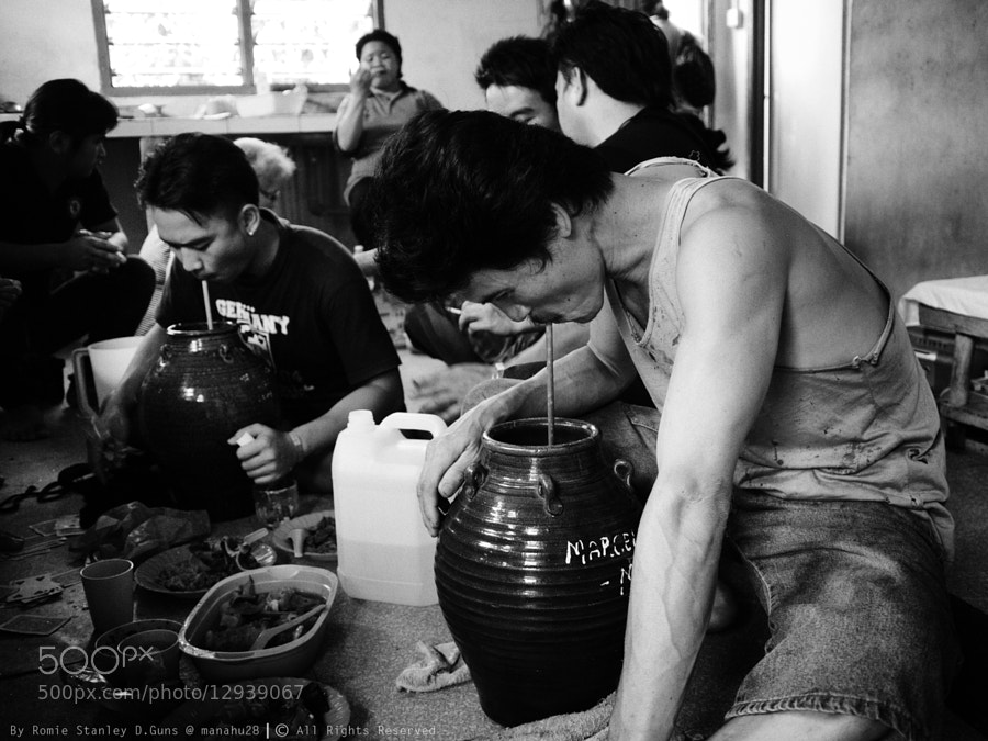 Photograph 'Tapai' Sabah's very own Rice Wine! by Romie Stanley. D.Guns on 500px