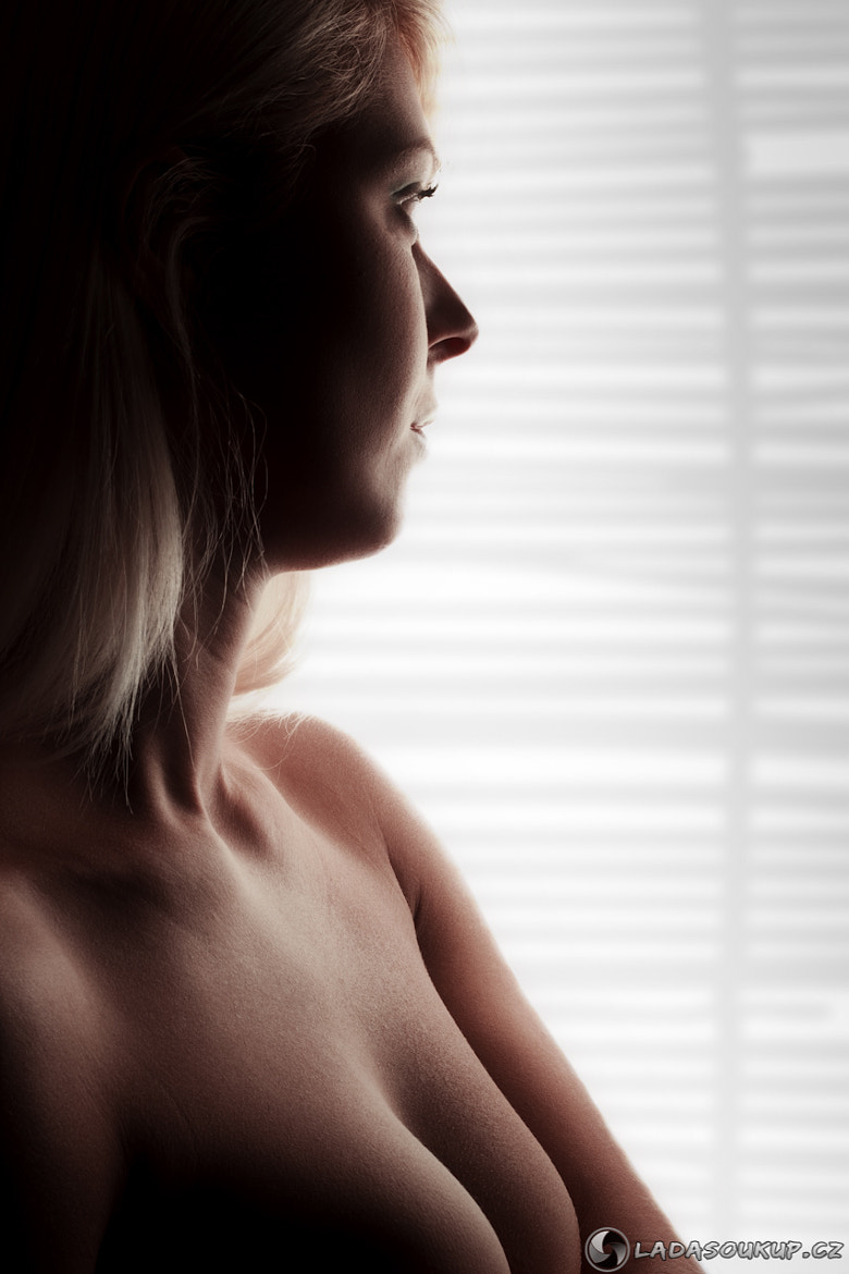 Photograph woman with window by Ladislav Soukup on 500px