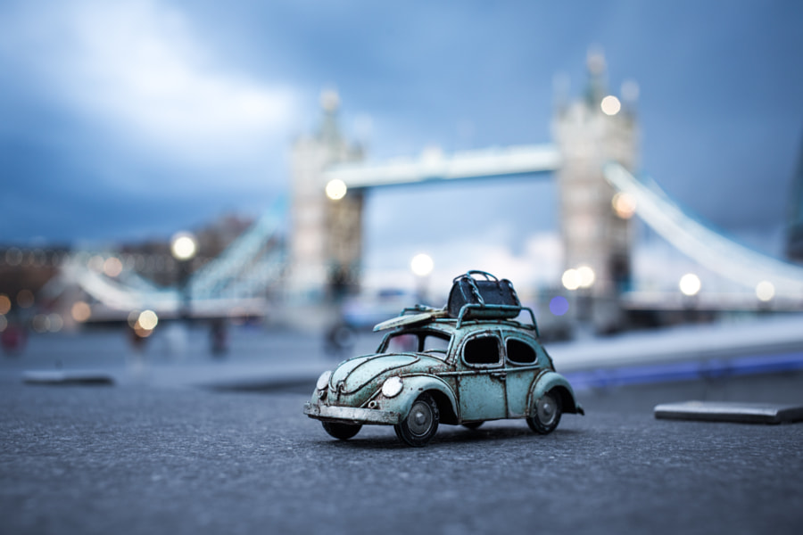 City Lights by Kim Leuenberger on 500px.com