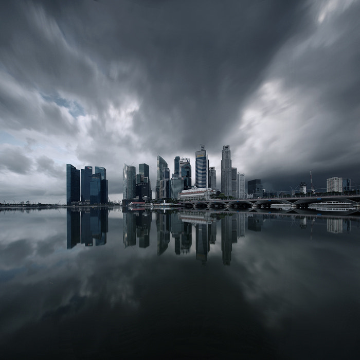 Photograph A Time to Be So Small by WK Cheoh on 500px
