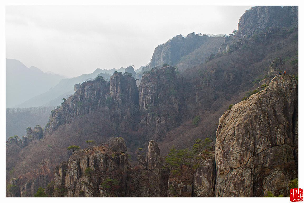 Photograph Daedunsan (Mountain) of Scenic by Lee Kyeong Hwan on 500px