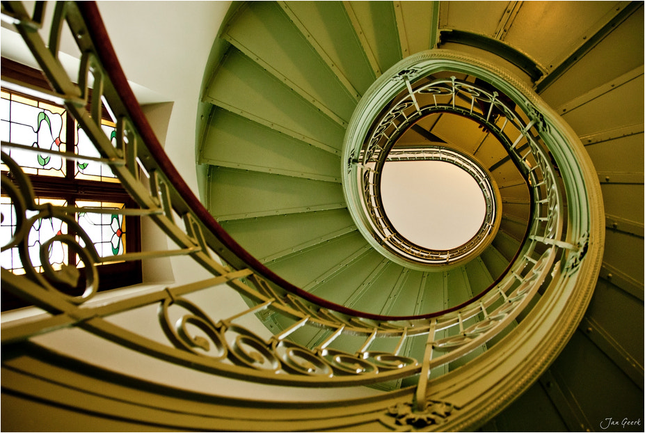Photograph The golden Spiral by Jan Geerk on 500px