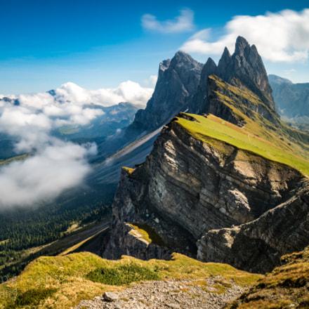 Seceda - Dolomites