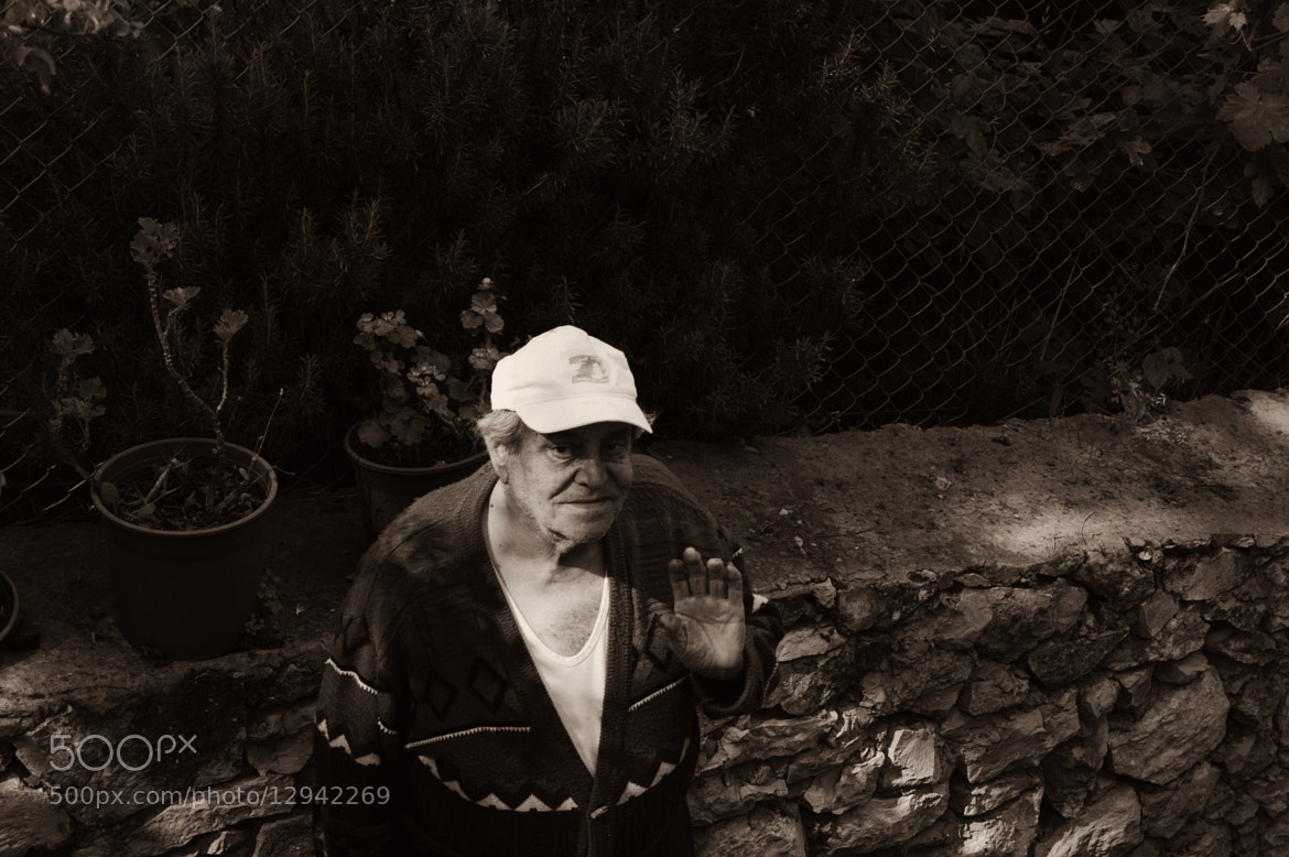 Photograph My Beloved Grandfather. by Clautidia Waked on 500px