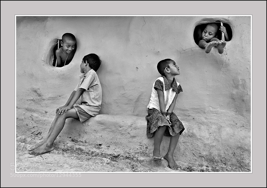 Photograph Friends  by Ashoke Kumar Ghosh on 500px