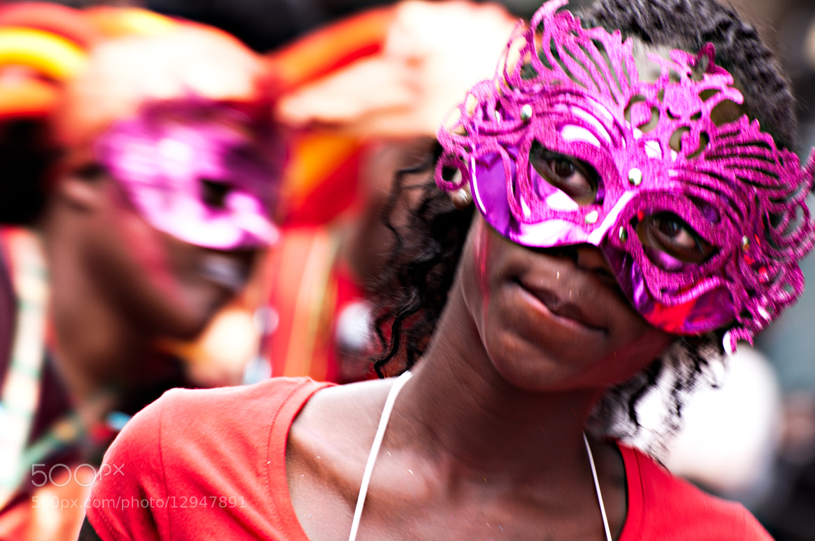 Photograph Notting Hill Carnival by Pablo Rodriguez on 500px