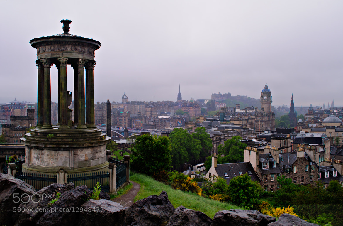 Photograph A view from the hill by Pablo Rodriguez on 500px