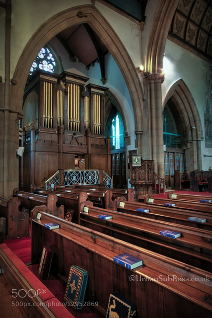 Photograph St James Church by Brian Sayle on 500px