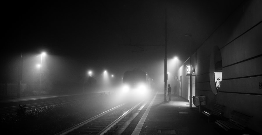 Early Coming by Marco Introini on 500px.com