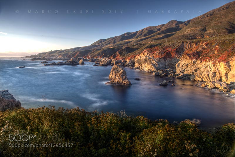 Photograph Garrapata View by Marco Crupi on 500px