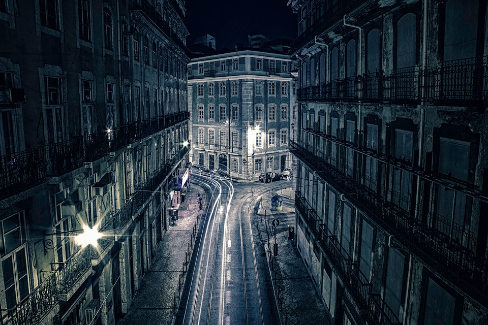 Photograph Into the night by  Motta on 500px