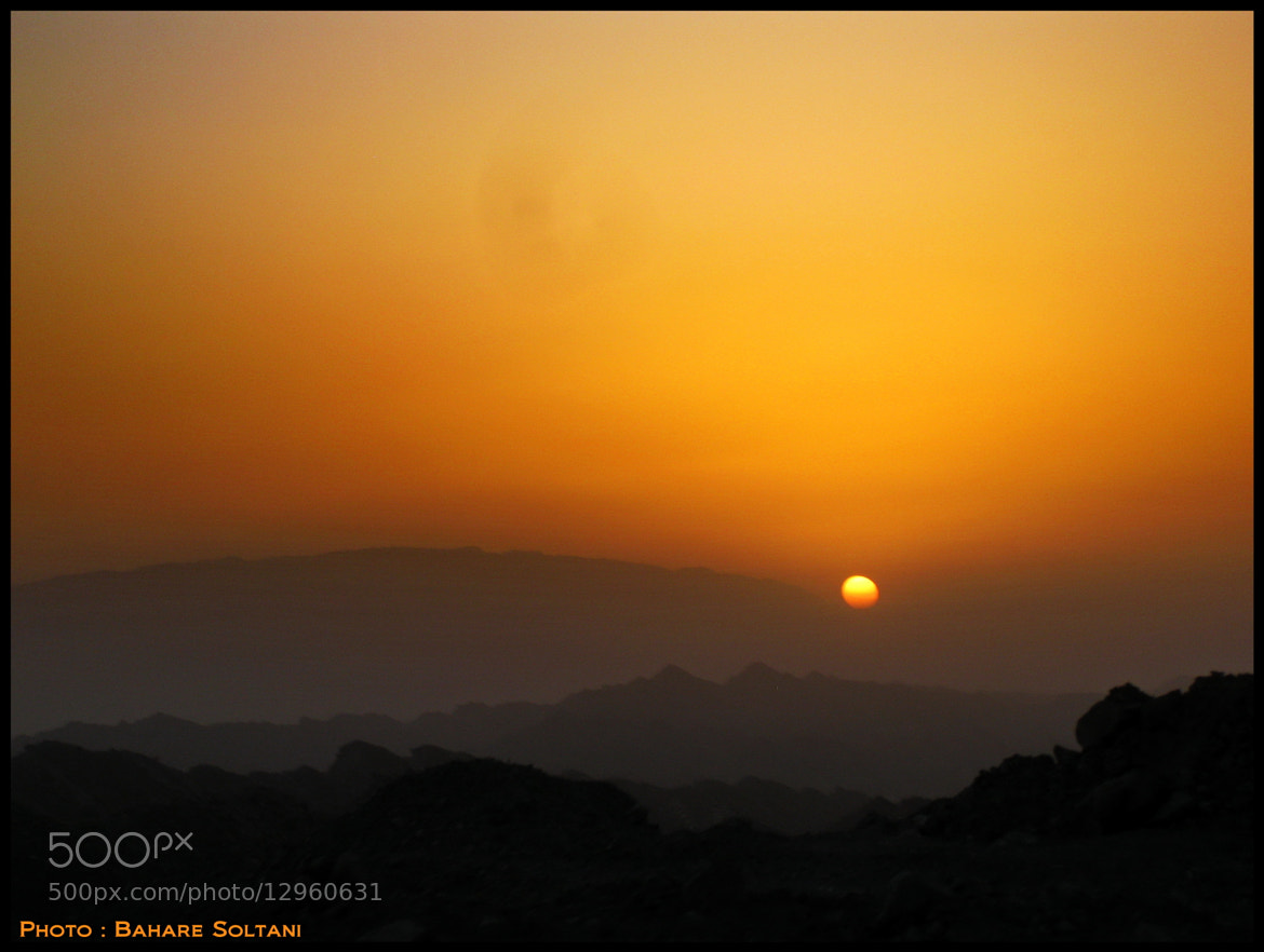 Photograph The End of a lonely day by Bahare Soltani on 500px