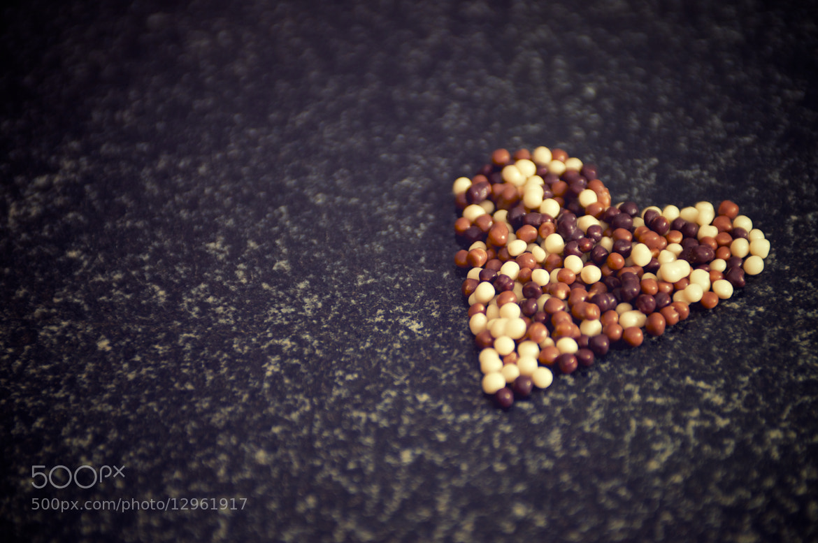 Photograph I <3 Chocolate by James Johnson on 500px
