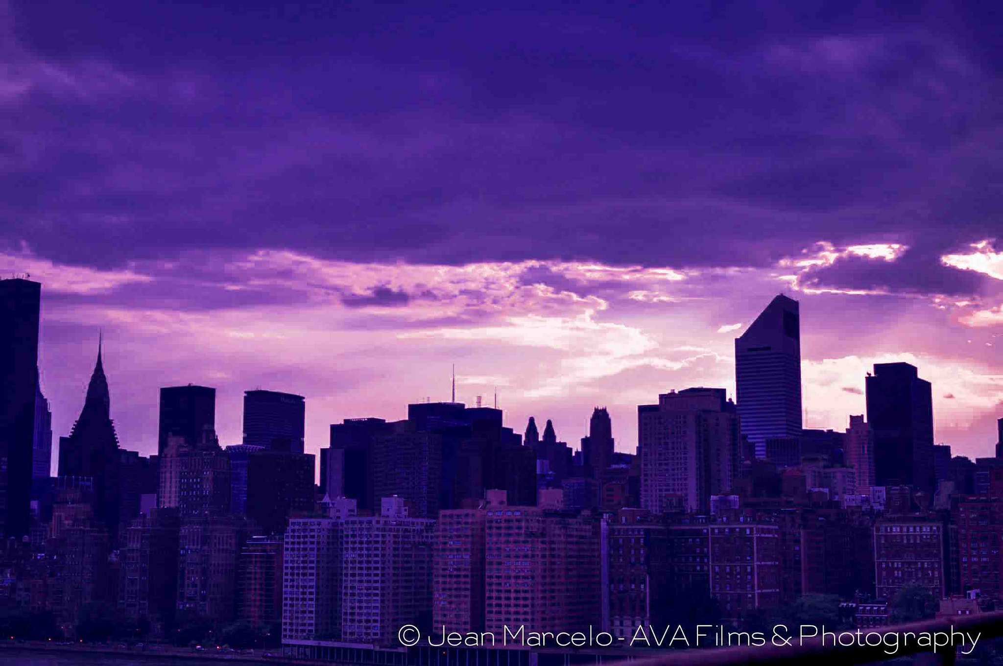 Photograph New York from Queensboro Bridge by Jean Marcelo on 500px