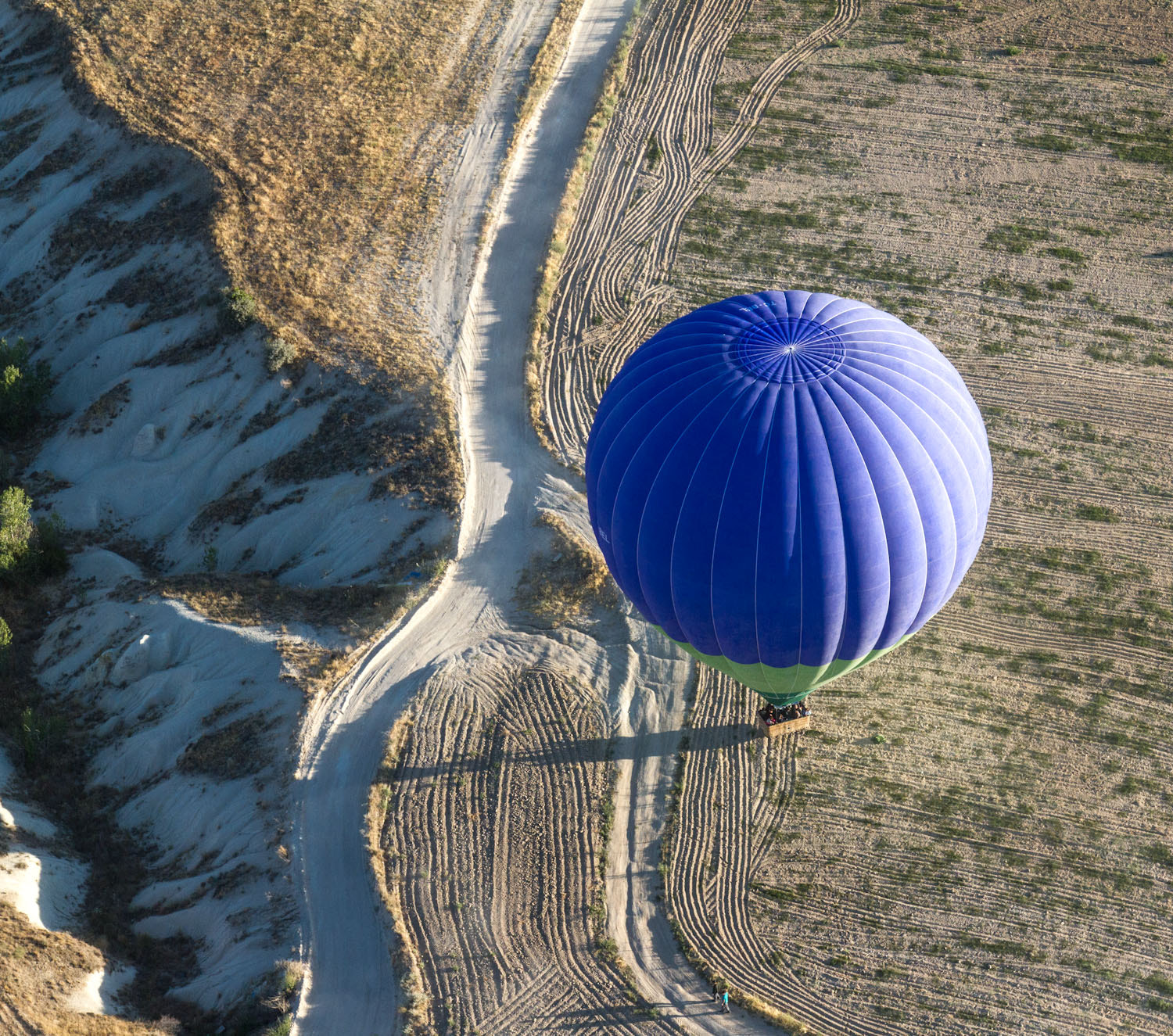 Photograph Balloon trip by Jens-Chr. Strandos on 500px