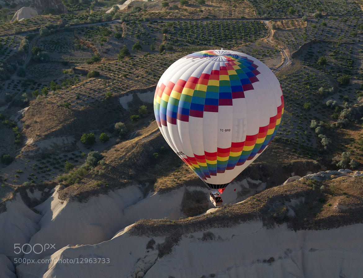 Photograph Hot air balloon by Jens-Chr. Strandos on 500px