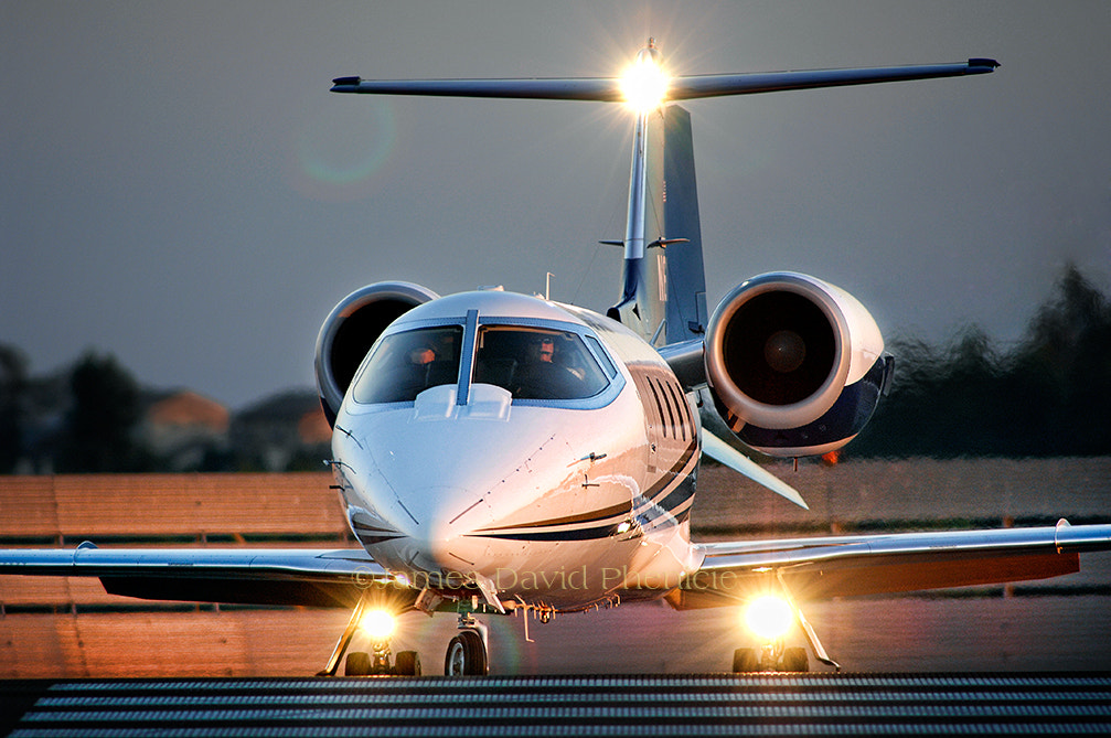 Photograph Aircraft Series:  Learjet by James David Phenicie on 500px