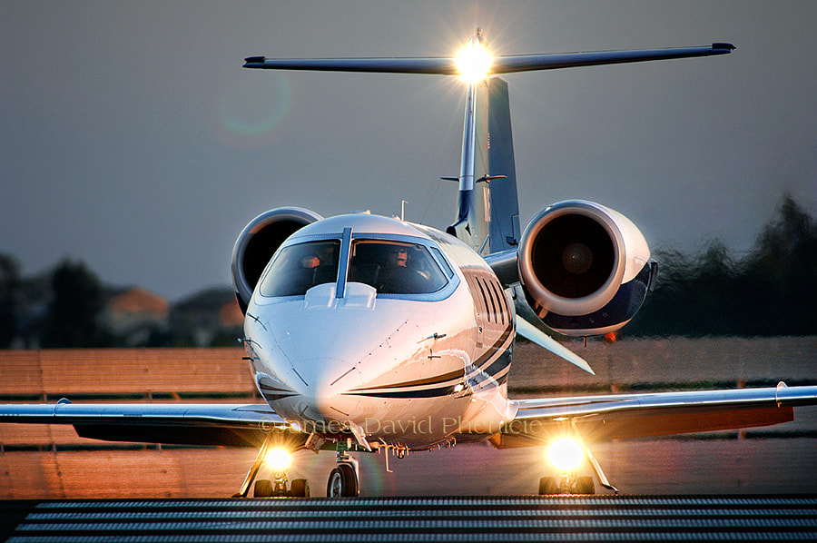 Aircraft Series:  Learjet