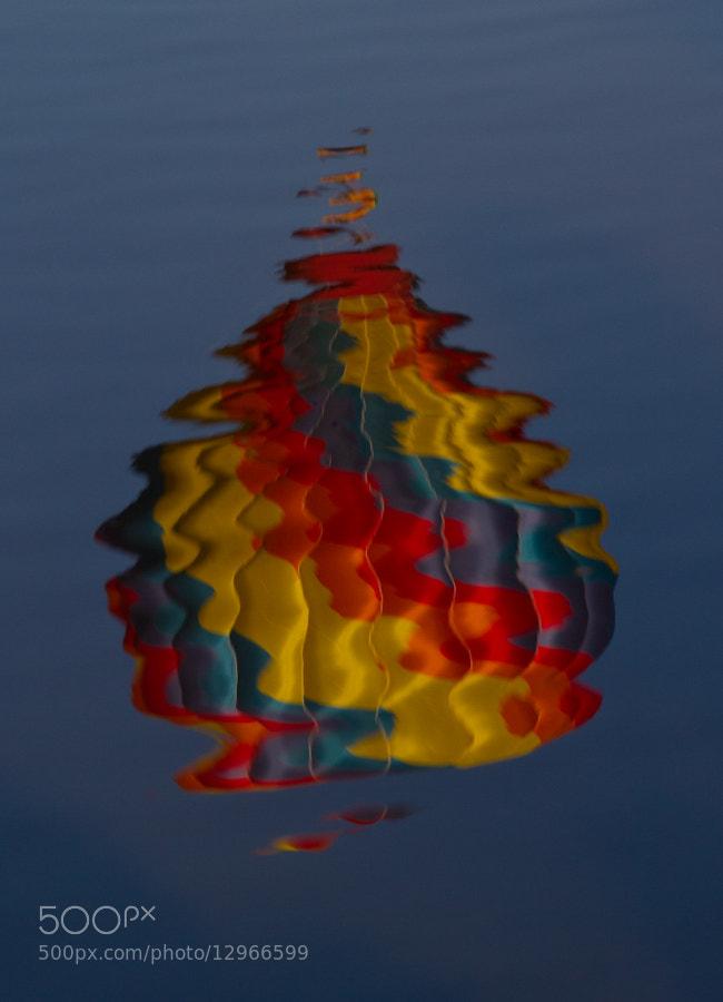 Photograph Balloon Reflection by John Kyler DigitalColorado on 500px