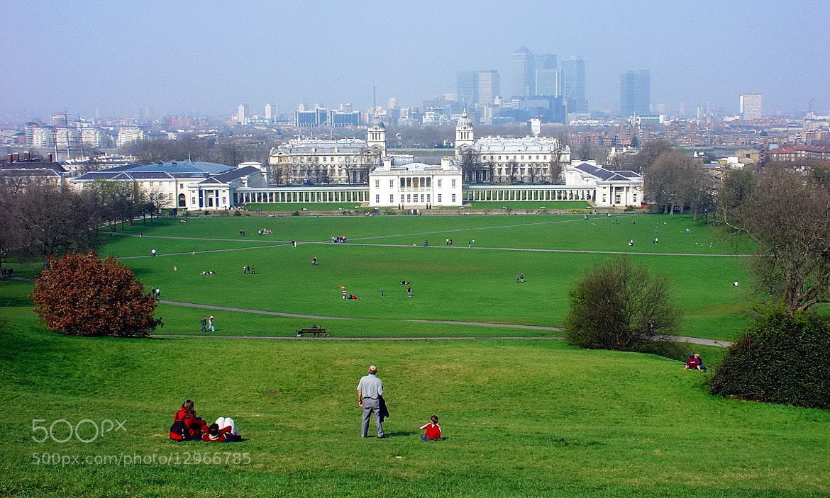 Photograph Greenwich by Nuno Aguiar on 500px
