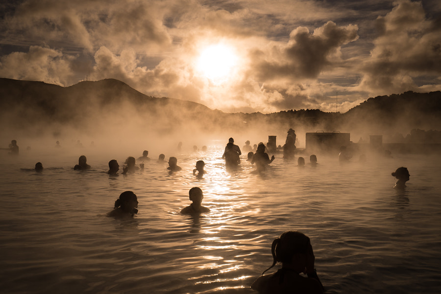 The Blue Lagoon in Iceland by Francis Longhurst on 500px.com