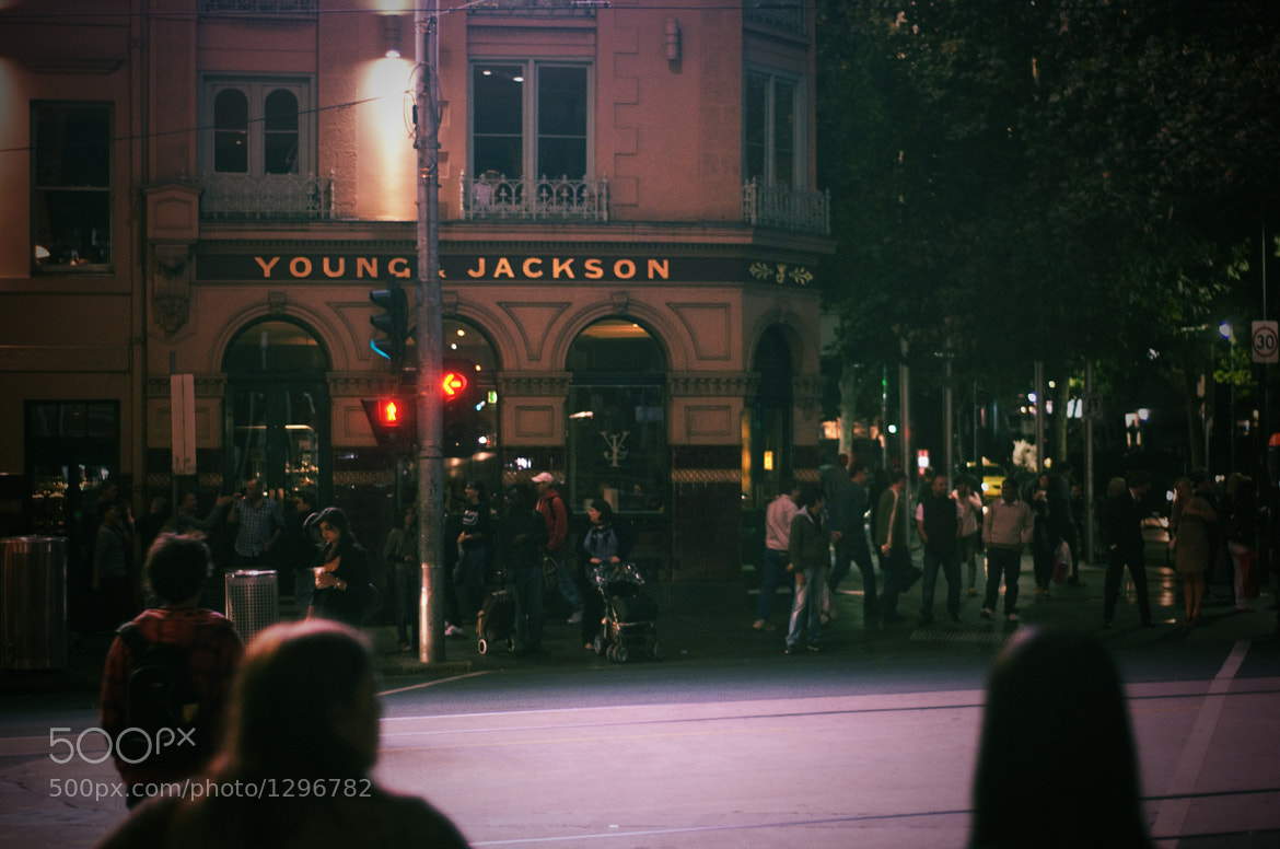 Photograph Young & Jackson by Andrew Nguyen on 500px