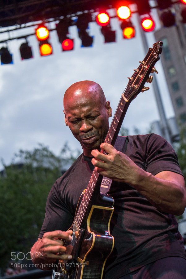 Photograph Kevin Eubanks by Roy Feldman on 500px
