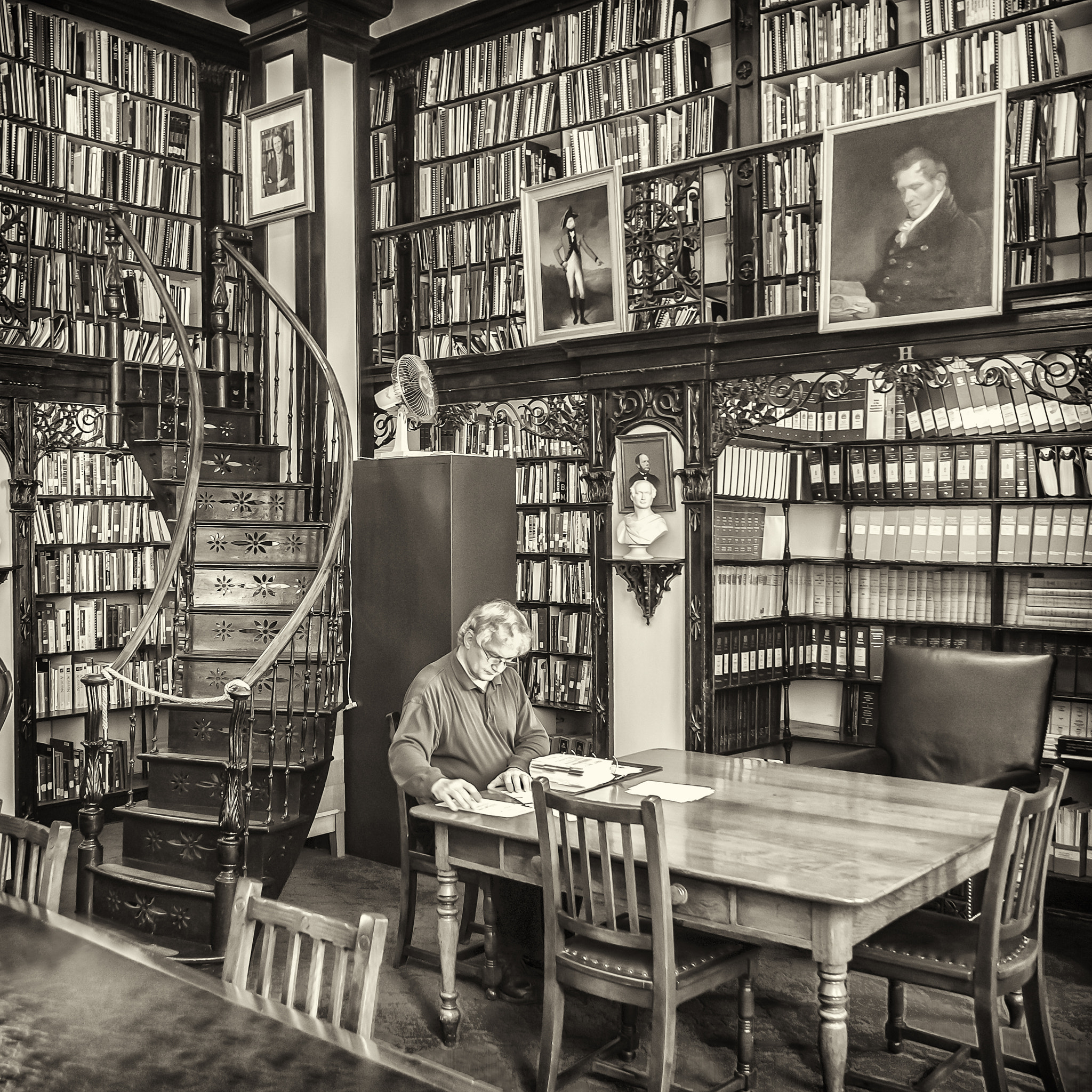 Photograph The Reader / Le lecteur by Philip Rice on 500px